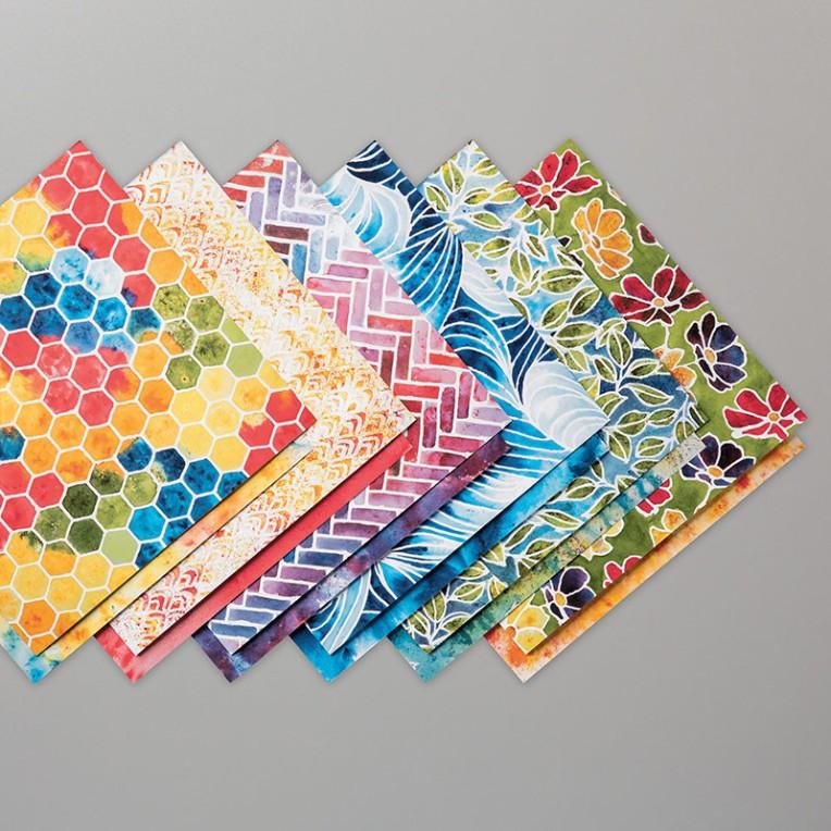 Papiers Design Silhouette Évasive