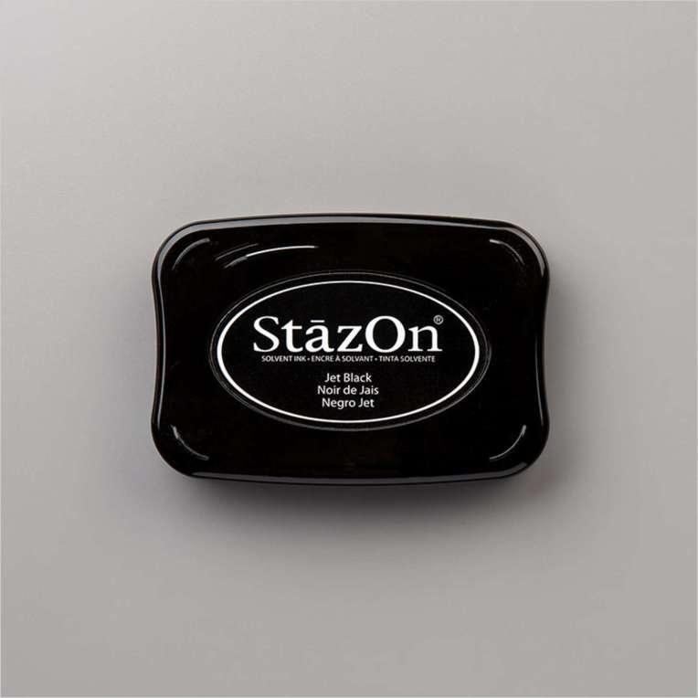 STAZON TAMPON NOIR JAIS