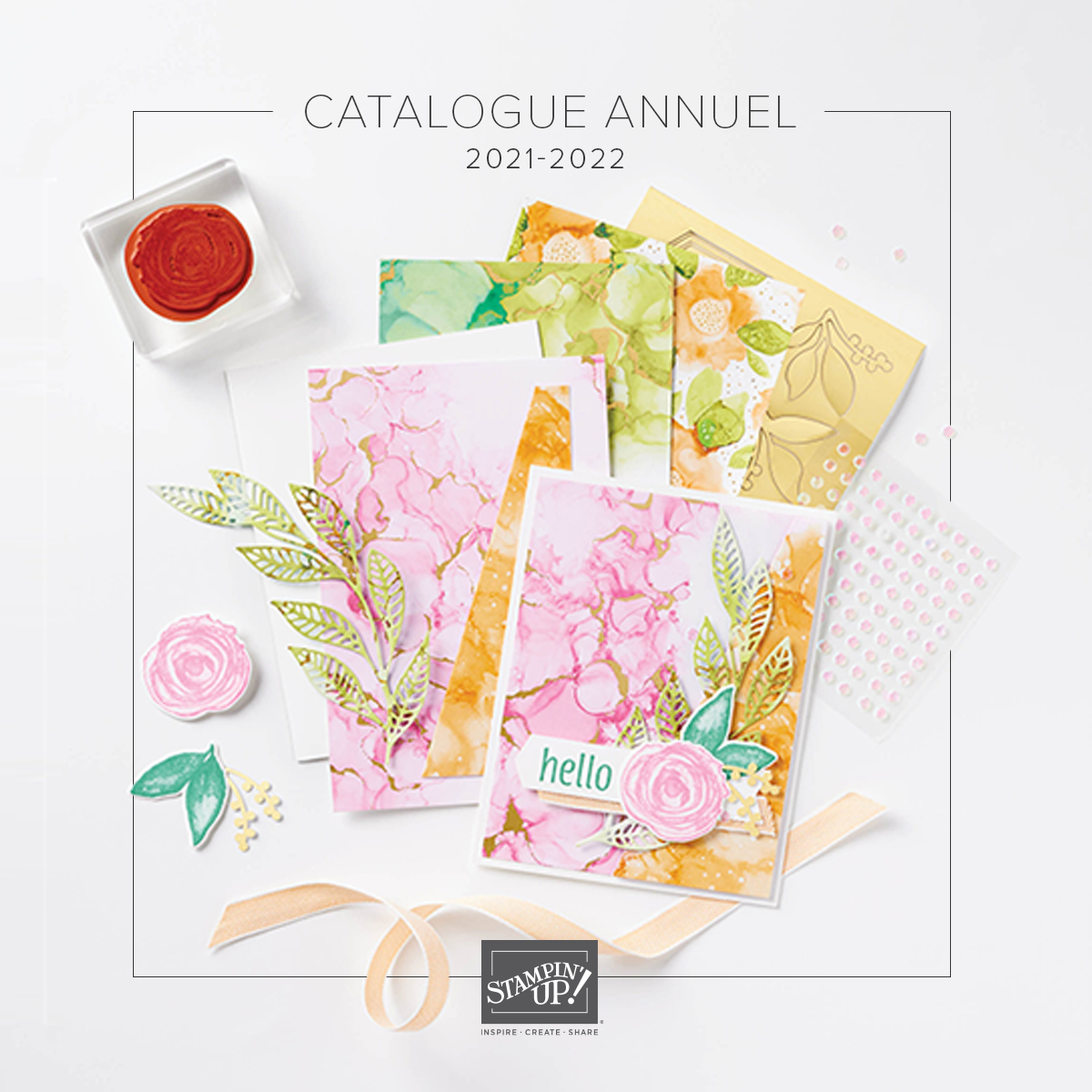 Couverture du catalogue 2021-2022