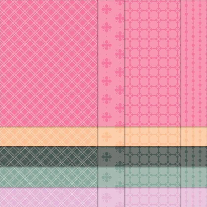 """PAPIER DE LA SÉRIE DESIGN 6"""" X 6"""" (15,2 X 15,2 CM) IN COLOR 2021-2023"""